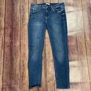 Kensie Ankle Skinny Jeans